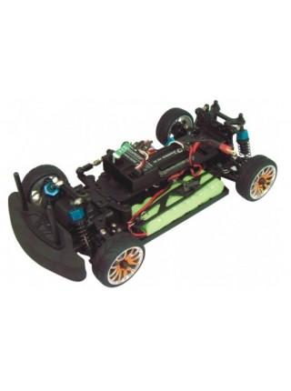 Радиоуправляемый автомобиль HSP Zillionaire PRO Racing Сar Li-Po 1:16 4WD HSP 94182PRO-18204