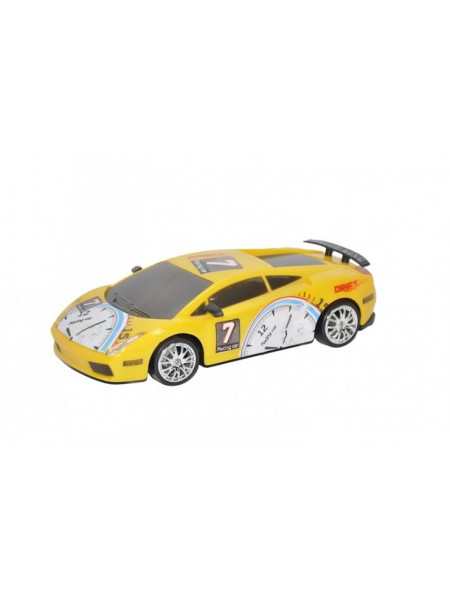 Радиоуправляемая машинка для дрифта Lamborghini Gallardo GT 4WD масштаб 1:24 HuangBo Toys 666-212