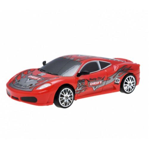 Радиоуправляемая машинка для дрифта Ferrari F430 GT 4WD масштаб 1:24 HuangBo Toys 666-213