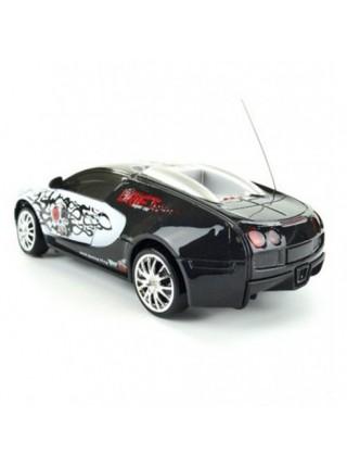 Радиоуправляемая машинка для дрифта Bugatti Veyron 4WD масштаб 1:24 HuangBo Toys 666-217