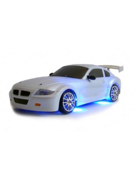 Радиоуправляемая машинка для дрифта BMW Z4 4WD масштаб 1:24 HuangBo Toys 666-225
