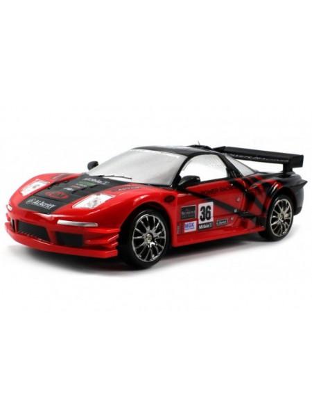 Радиоуправляемая машинка для дрифта Acura NSX 4WD масштаб 1:24 HuangBo Toys 666-282