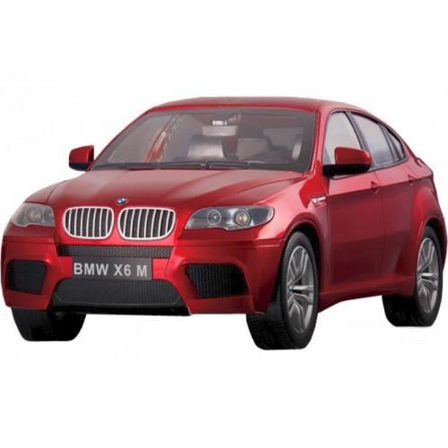 Радиоуправляемая машинка BMW X6 M Red масштаб 1:14 27Mhz MJX 8541A