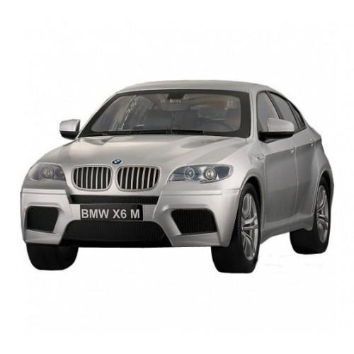 Радиоуправляемая машинка BMW X6 M Silver масштаб 1:14 27Mhz MJX 8541B