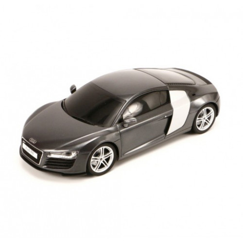 Радиоуправляемая машинка Audi R8 Black масштаб 1:20 MJX 8125B