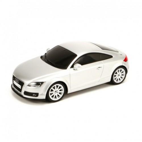 Радиоуправляемая машинка Audi TT Silver масштаб 1:20 MJX 8126A