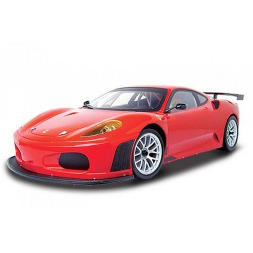 Радиоуправляемая машинка Ferrari F430 GT масштаб 1:10 27Mhz MJX 8208