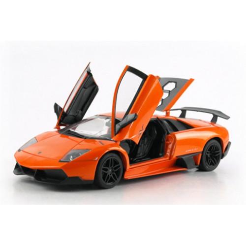 Радиоуправляемая машинка Model Lamborghini Murcielago LP-670-4 SV масштаб 1:18 Meizhi 2152