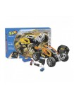 Радиоуправляемый конструктор Racers Dirt Crusher масштаб 1:10 SDL 2012A-2