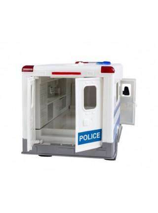 Радиоуправляемый полицейский фургон Double Eagle 2.4G E672-003
