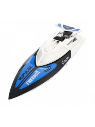 Радиоуправляемый катер Tiger-Shark WL Toys WL912