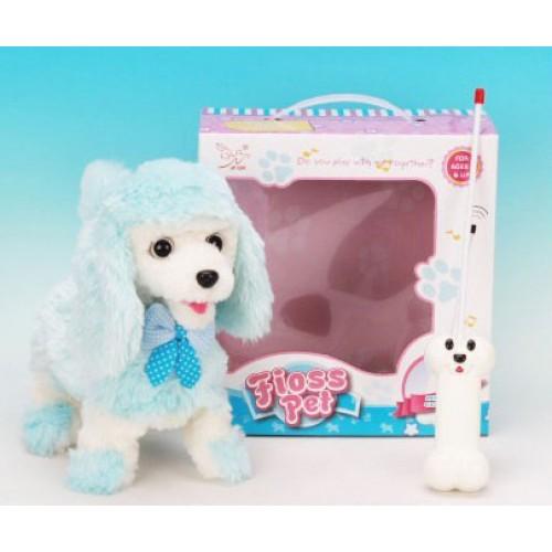 """Радиоуправляемая плюшевая собака """"Пудель"""" Nanyang 9690B4"""