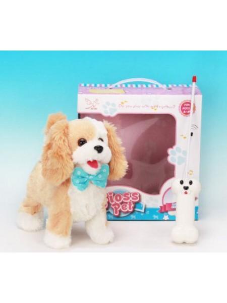 """Радиоуправляемая плюшевая собака """"Спаниель"""" Nanyang 9693B4"""