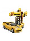 Радиоуправляемый робот трансформер JiaQi Chevrolet Camaro Meizhi TT671