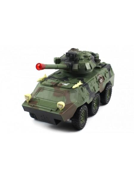 Радиоуправляемый военный бронетранспортер Armored Car 1:20 MYX 8011B
