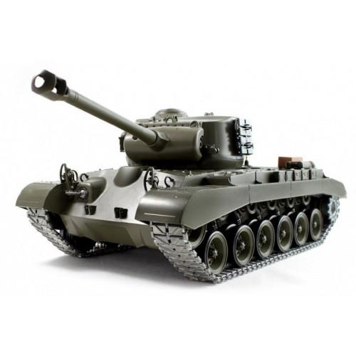Радиоуправляемый танк Snow Leopard Pro масштаб 1:16 40Mhz Heng Long 3838-1pro