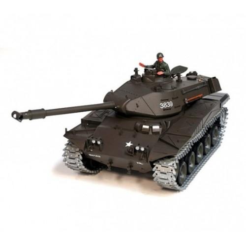 Радиоуправляемый танк US M41A3 Bulldog Pro масштаб 1:16 40Mhz Heng Long 3839-1pro
