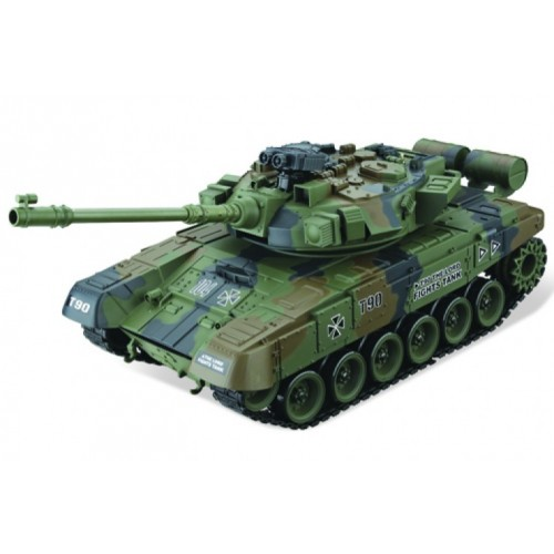 Радиоуправляемый танк CS Russia T-90 Владимир масштаб 1:20 40Mhz Household 4101-7