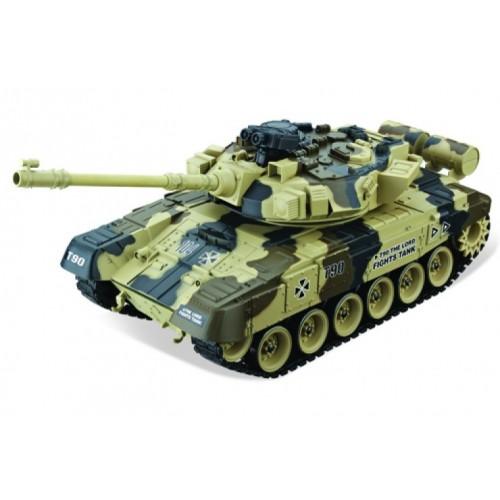 Радиоуправляемый танк CS Russia T-90 Владимир масштаб 1:20 40Mhz Household 4101-8