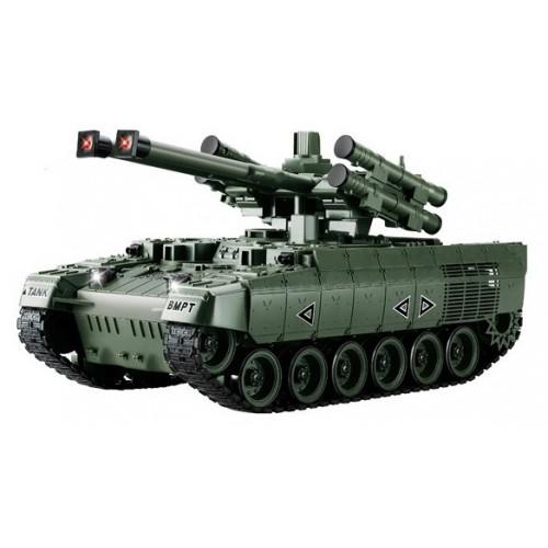 Радиоуправляемая боевая машина CS RUSSIA БМПТ Терминатор Household YH4101I-25