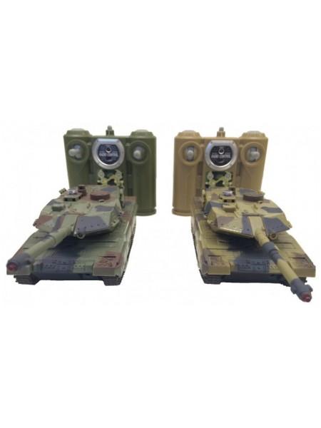 Радиоуправляемый танковый бой Huan Qi масштаб 1:32 2.4G Huan QI HQ552