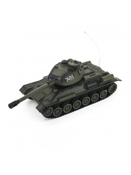 Радиоуправляемый танк Т-34 1:28 для танкового боя ZEGAN 99809