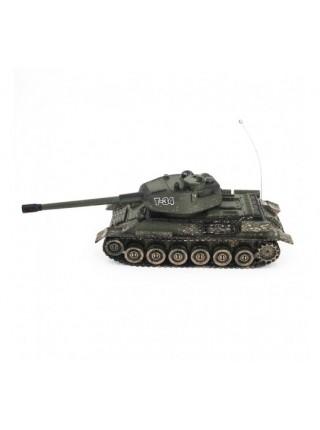 Радиоуправляемый танк Т-34 1:28 для танкового боя ZEGAN 99815