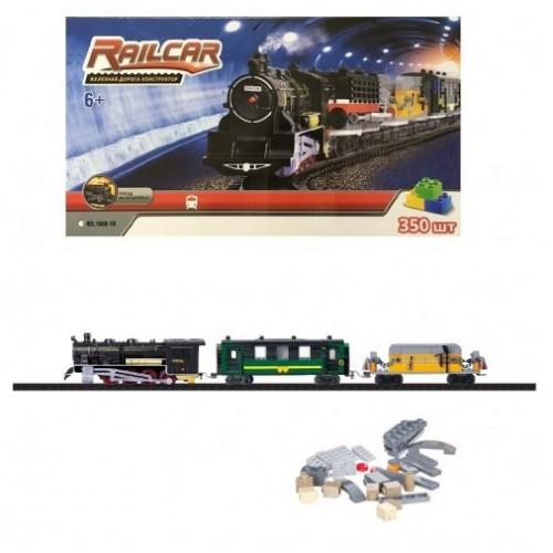 Железная дорога (350 деталей) Fenfa 1608-1B