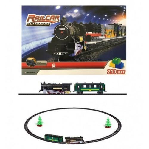 Железная дорога (210 деталей) Fenfa 1608-2