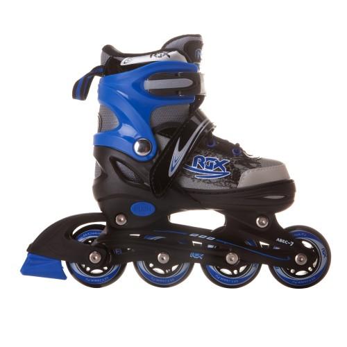 Раздвижные роликовые коньки RGX Braman Blue