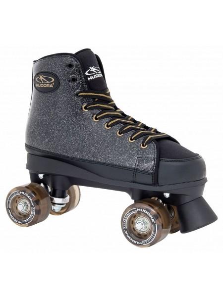Роликовые коньки HUDORA Roller Skates Black Glamour