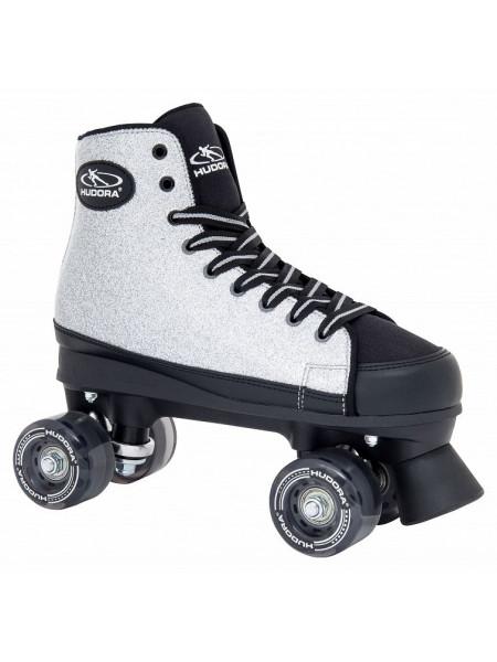 Роликовые коньки HUDORA Roller Skates Silver Glamour