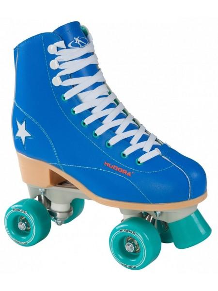Роликовые коньки HUDORA Rollschuh Roller Disco синий