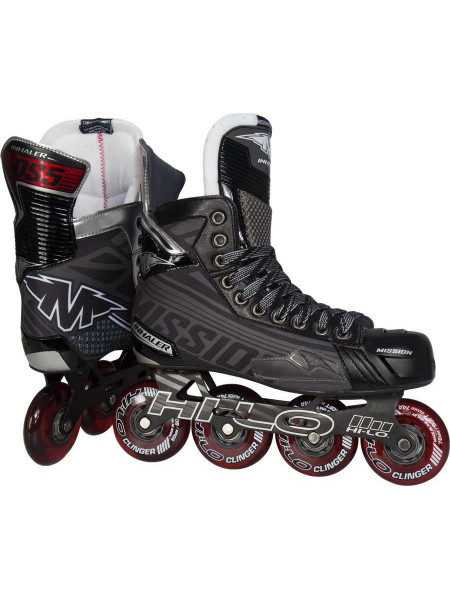 Роликовые коньки для хоккея Mission Inhaler DS5 Jr