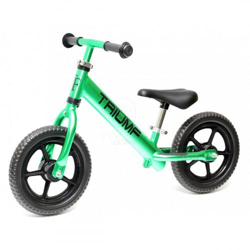 Беговел Triumf Active AL1201 зеленый