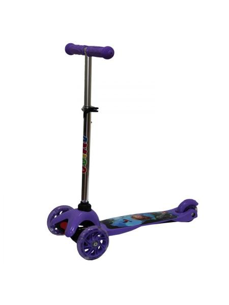 Самокат детский AMIGO DRIFT фиолетовый