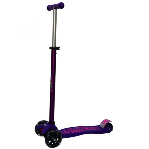 Самокат детский AMIGO CITRON фиолетовый