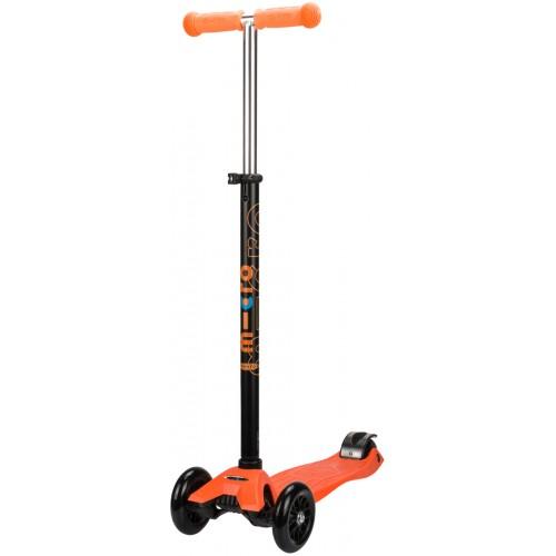 Самокат детский Maxi Micro оранжевый