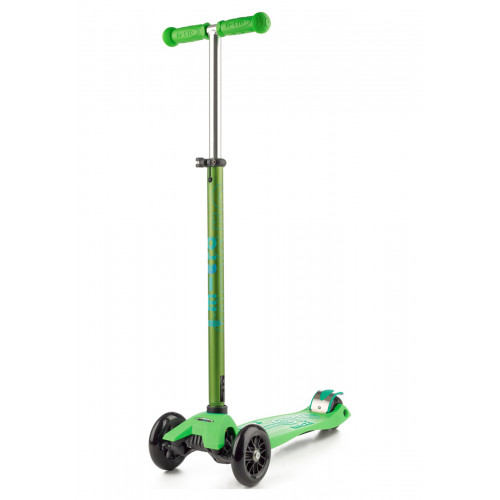 Самокат детский Maxi Micro Deluxe зеленый