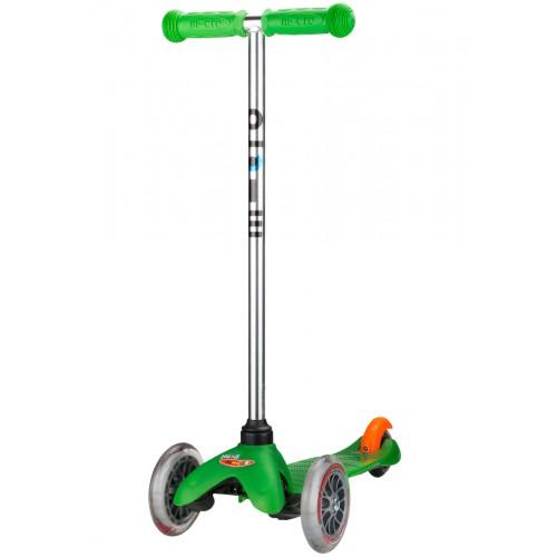 Самокат детский Mini Micro зеленый