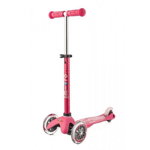Самокат детский Mini Micro Deluxe розовый