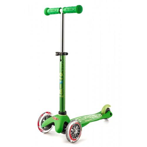 Самокат детский Mini Micro Deluxe зеленый