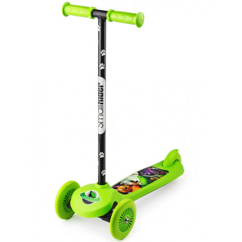 Самокат детский Small Rider Scooter (CZ) зеленый
