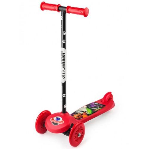 Самокат детский Small Rider Scooter (CZ) красный
