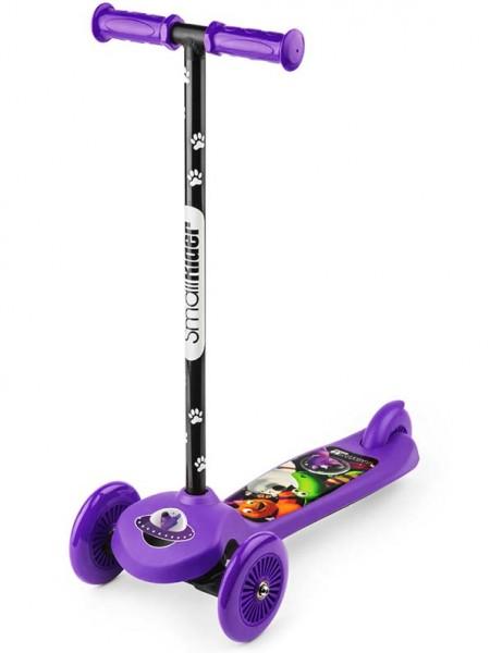 Самокат детский Small Rider Scooter (CZ) фиолетовый