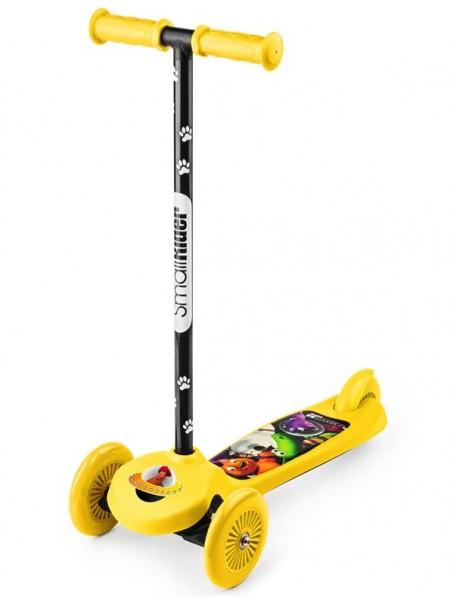 Самокат детский Small Rider Scooter (CZ) желтый