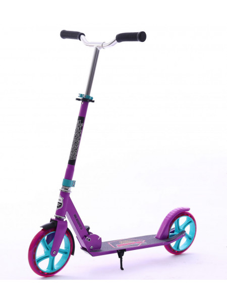 Самокат EXPLORE CREED фиолетовый