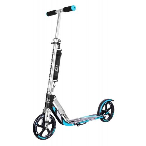 Самокат HUDORA Big Wheel  RX-PRO 205 черно-синий