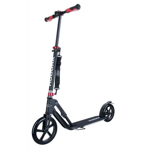 Самокат HUDORA Big Wheel Style 230 чёрный