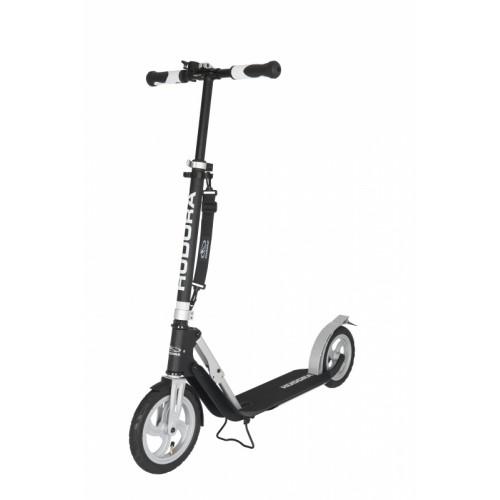 Самокат HUDORA Big Wheel AIR 230 черный